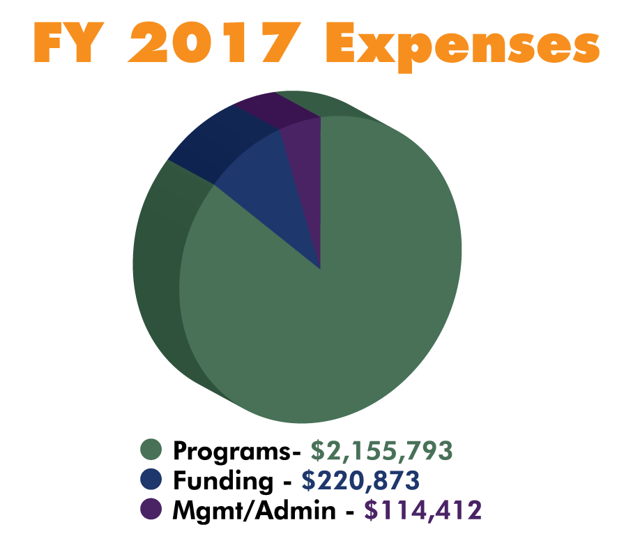 FY17 Expenses