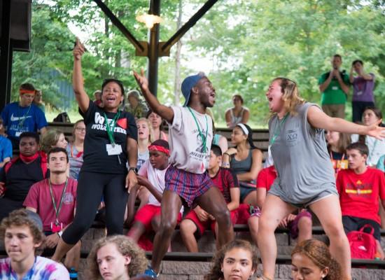 Summer Camp Volunteers
