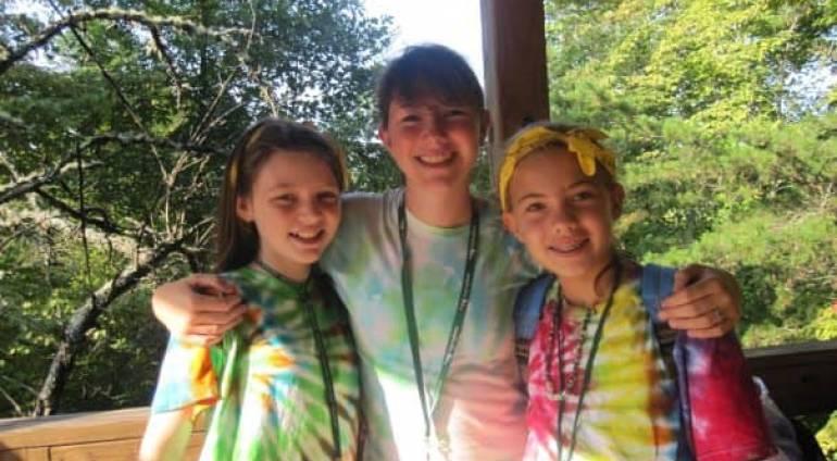 Meghan Carrington's Camp Experience