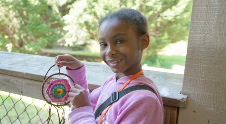 Camper Spotlight: Ivey
