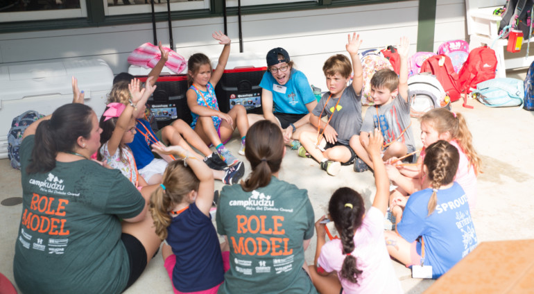 The Camp Kudzu Staff… They are R-O-L-E M-O-D-E-L-S