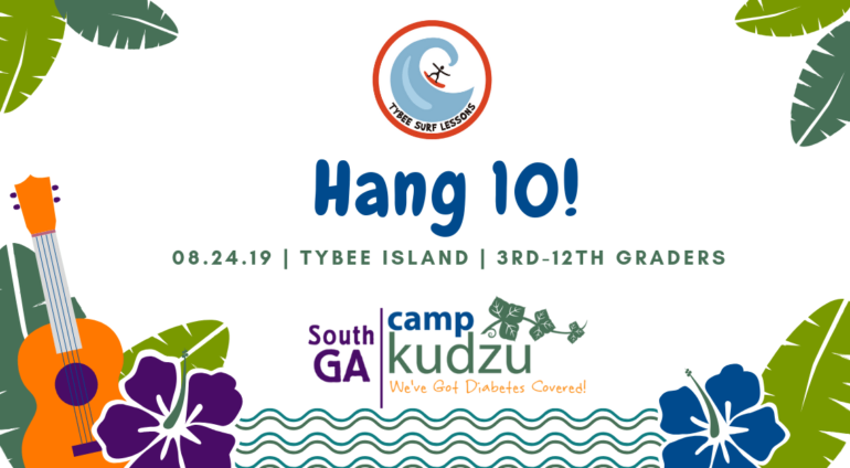 HANG 10!-Surf Program