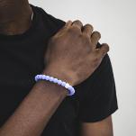 The Diabetes Lokai bracelet.
