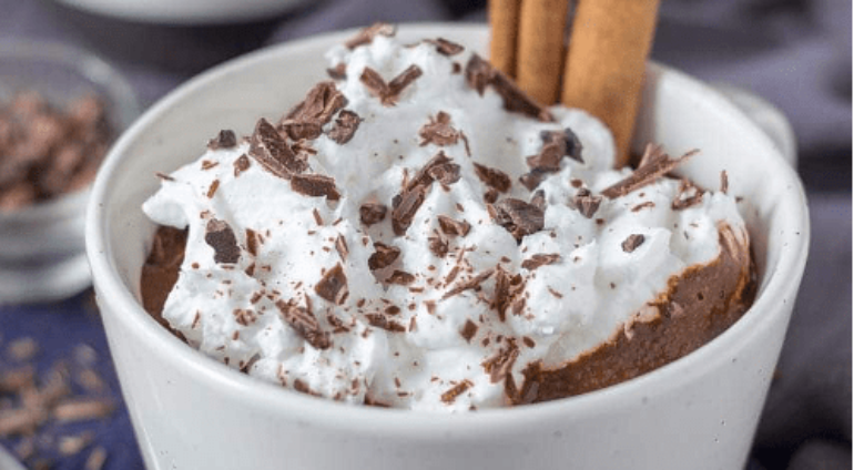 Holiday Recipe: Gingerbread Hot Chocolate