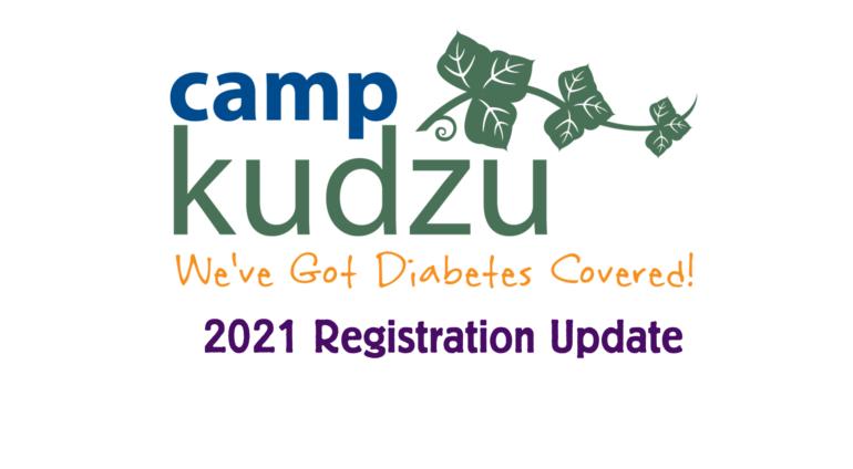 2021 Registration Update